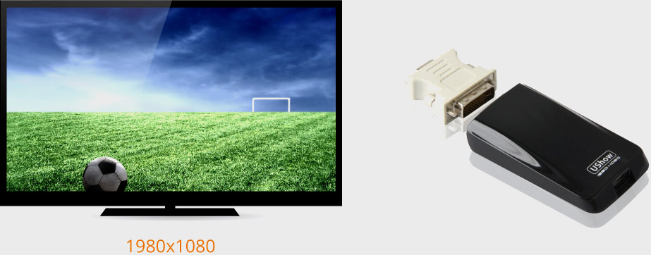 1080p hd video graphics adapter
