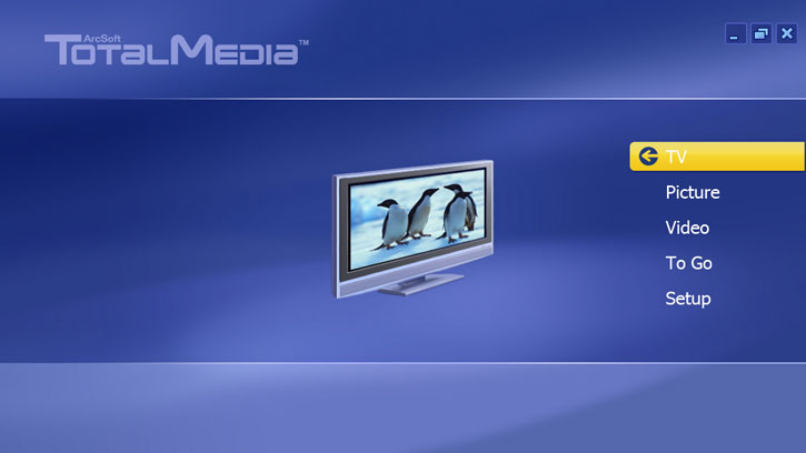 MyGica T119 include Serial number for Arcsoft Total Media application