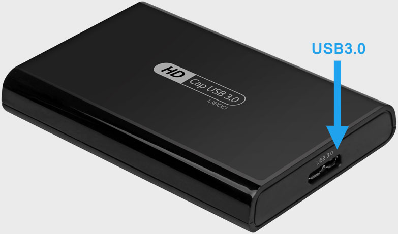 driver free USB 3.0 video capture device