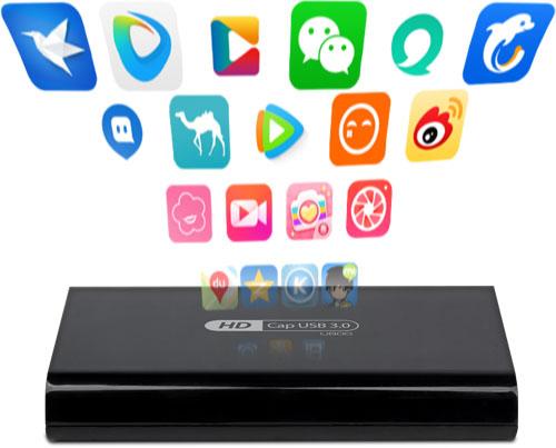 MyGica U800 USB 3 0 HDMI Video Capture Driver-Free Game Recorder