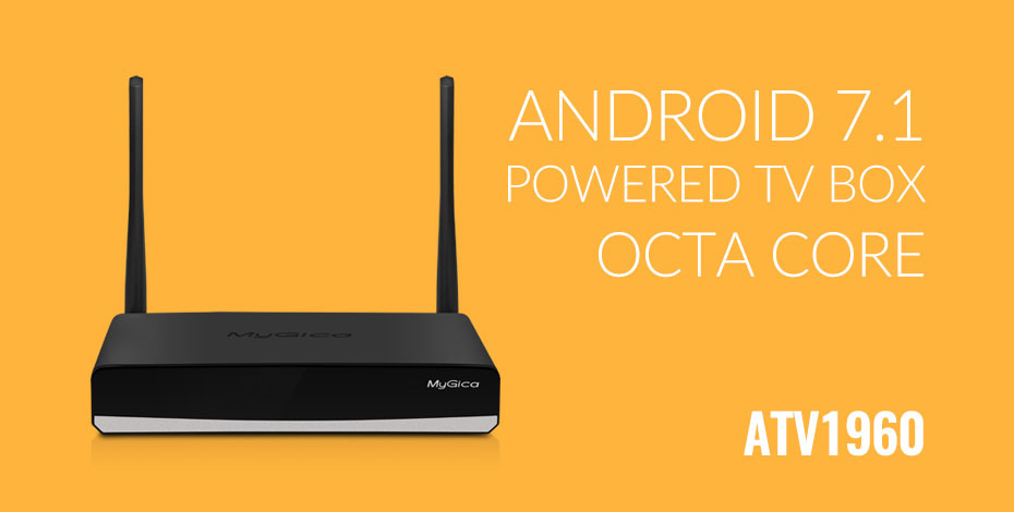 Octa Core Android TV Box
