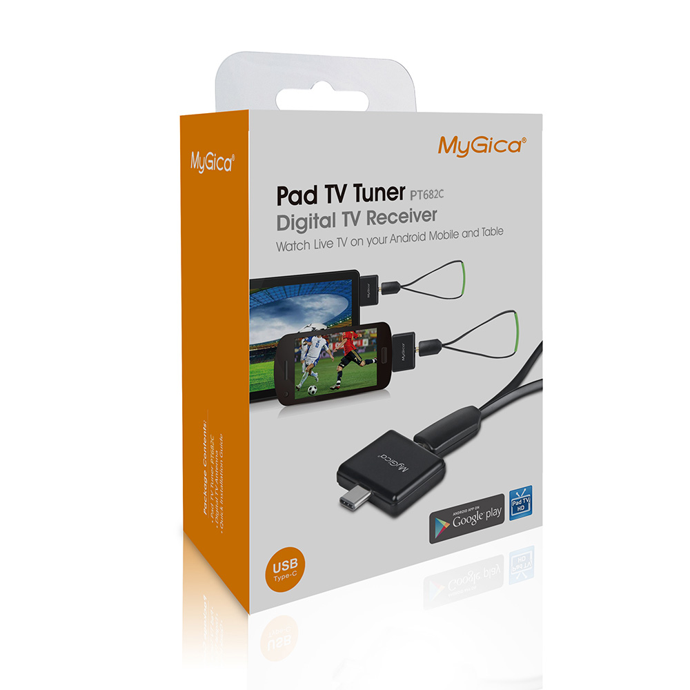 MyGica PT681/PT682 ATSC USB TV Tuner Stick for Android Phone/Pad