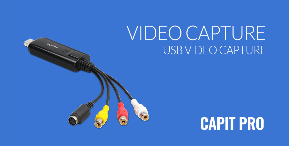 Video Capture Device for Windows