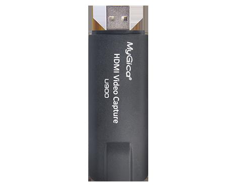 U900 HDMI en captura